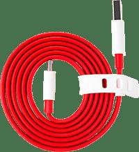 OnePlus Fast Charge USB-C -kaapeli - Elisa - Verkkokauppa